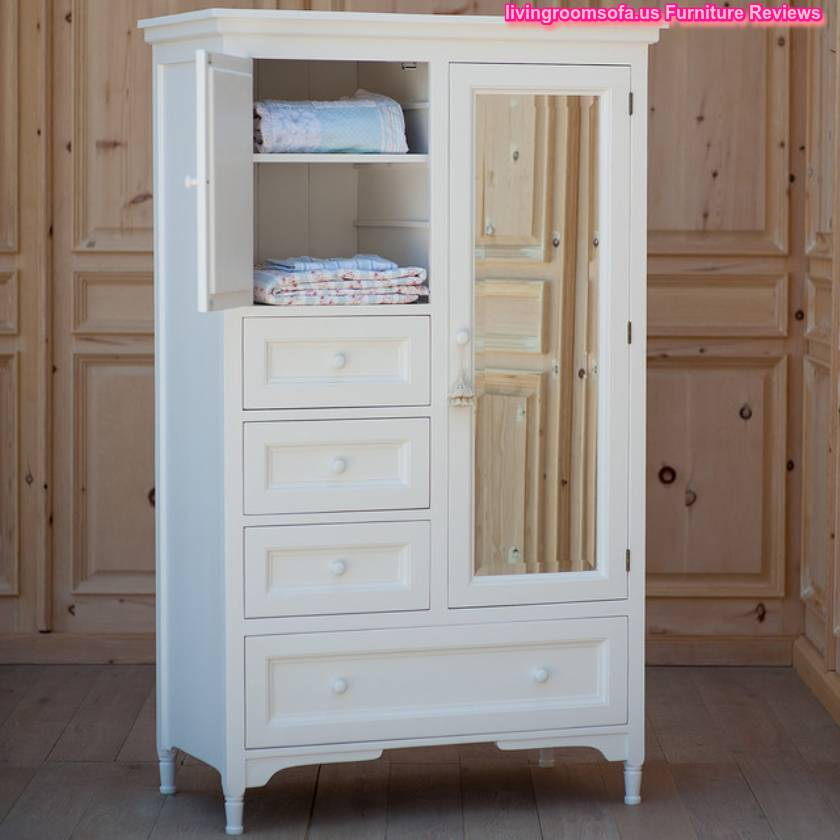 Traditional Children's Armoire Wardrobe