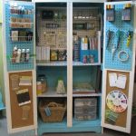 Turned Craft Cabinet Armoire