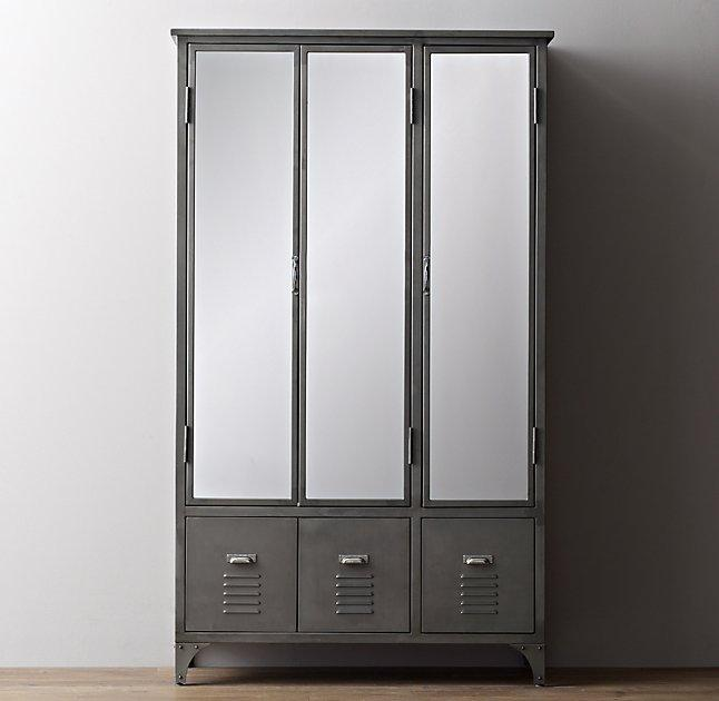 Vintage West Elm Armoire