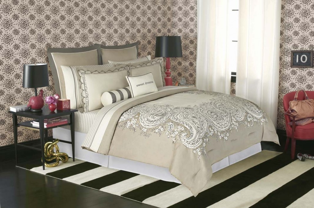 Image of: Candice Olson Bedding Collection Embrace