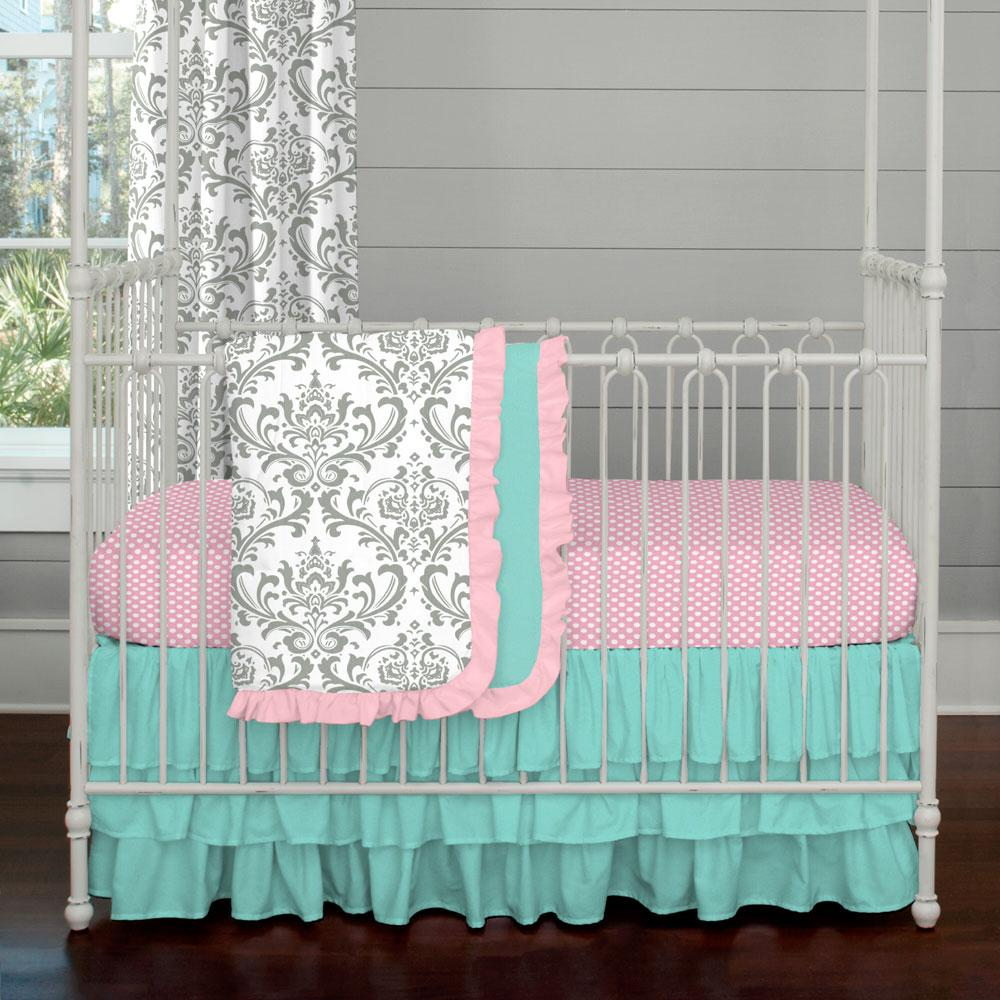 Image of: Crib Furniture Sets Picteures