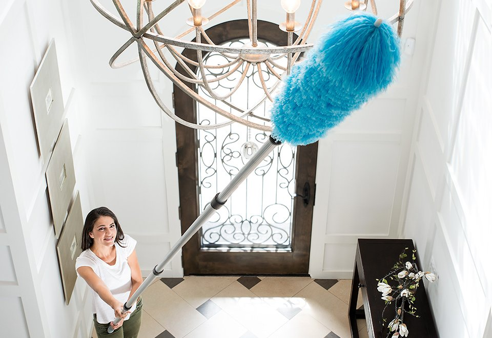 Image of: Extendable Duster High Ceiling 28 Image Polyester Best Teen Girl Bedding Sets