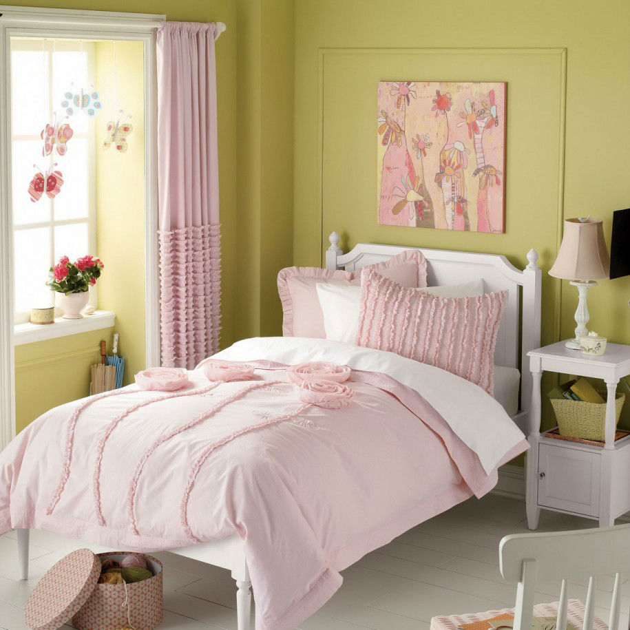 Image of: Ideas Teen Girl Bedding Sets