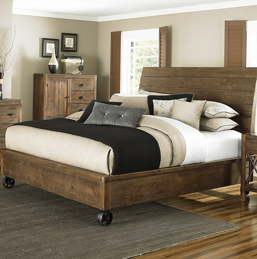 Lift Up Storage Bed