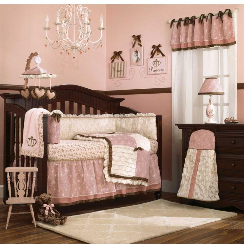 Image of: Princess Crib Bedding Set Home Furniture Design The Most Ignored Fact About Princess Crib Bedding Exposed