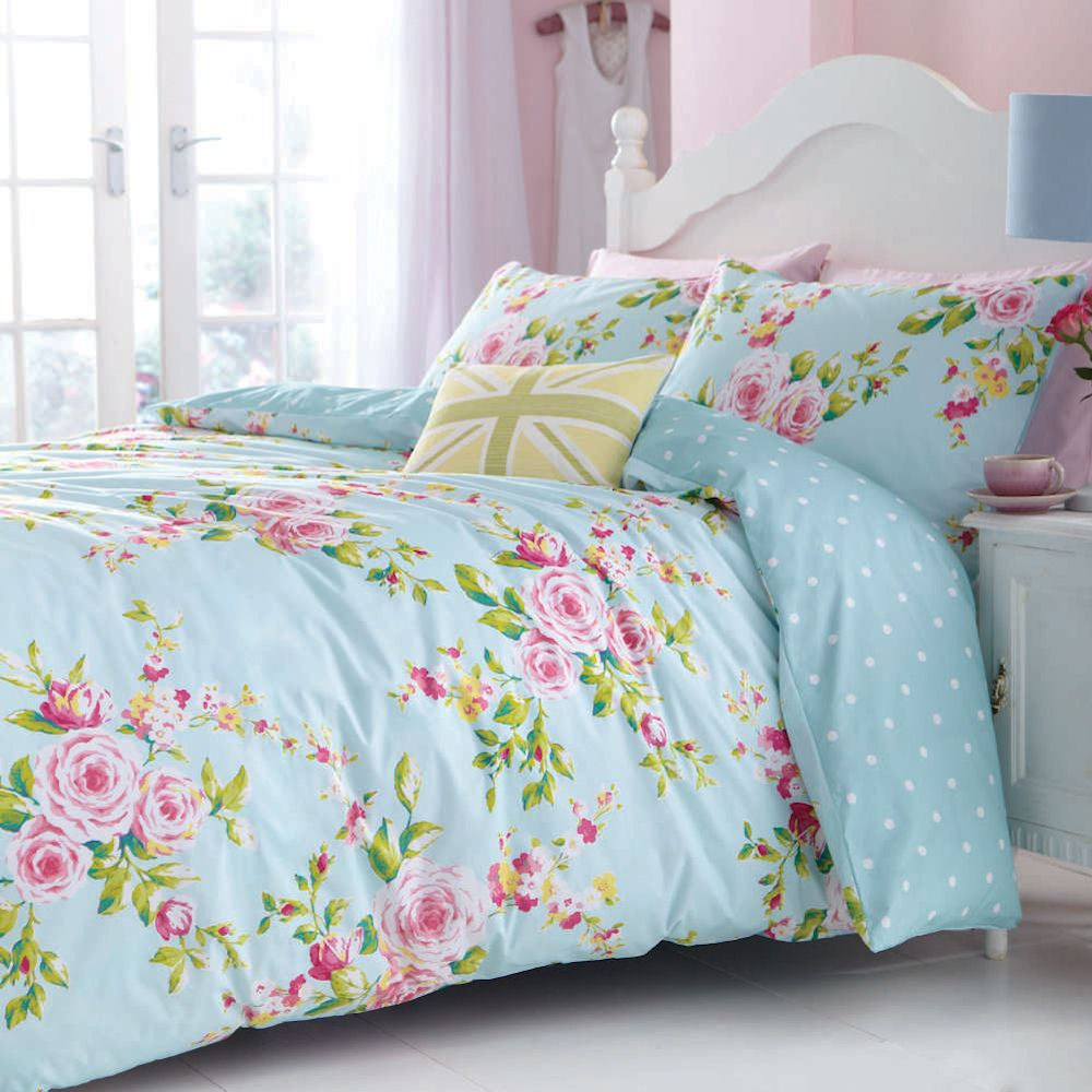 Image of: Shabby Chic Bedding Sets