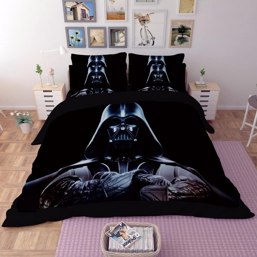 Image of: Star War Bedding Set Gograbbo Create a Star Wars Bedding Full