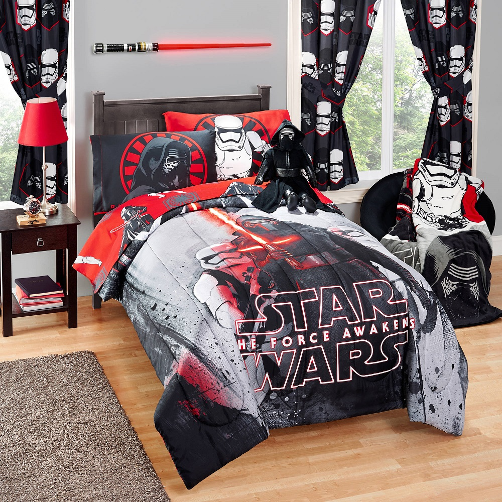Image of: Star Wars Bedding Queen Size