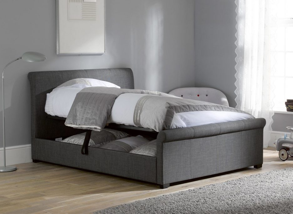 Storage Bed Twin