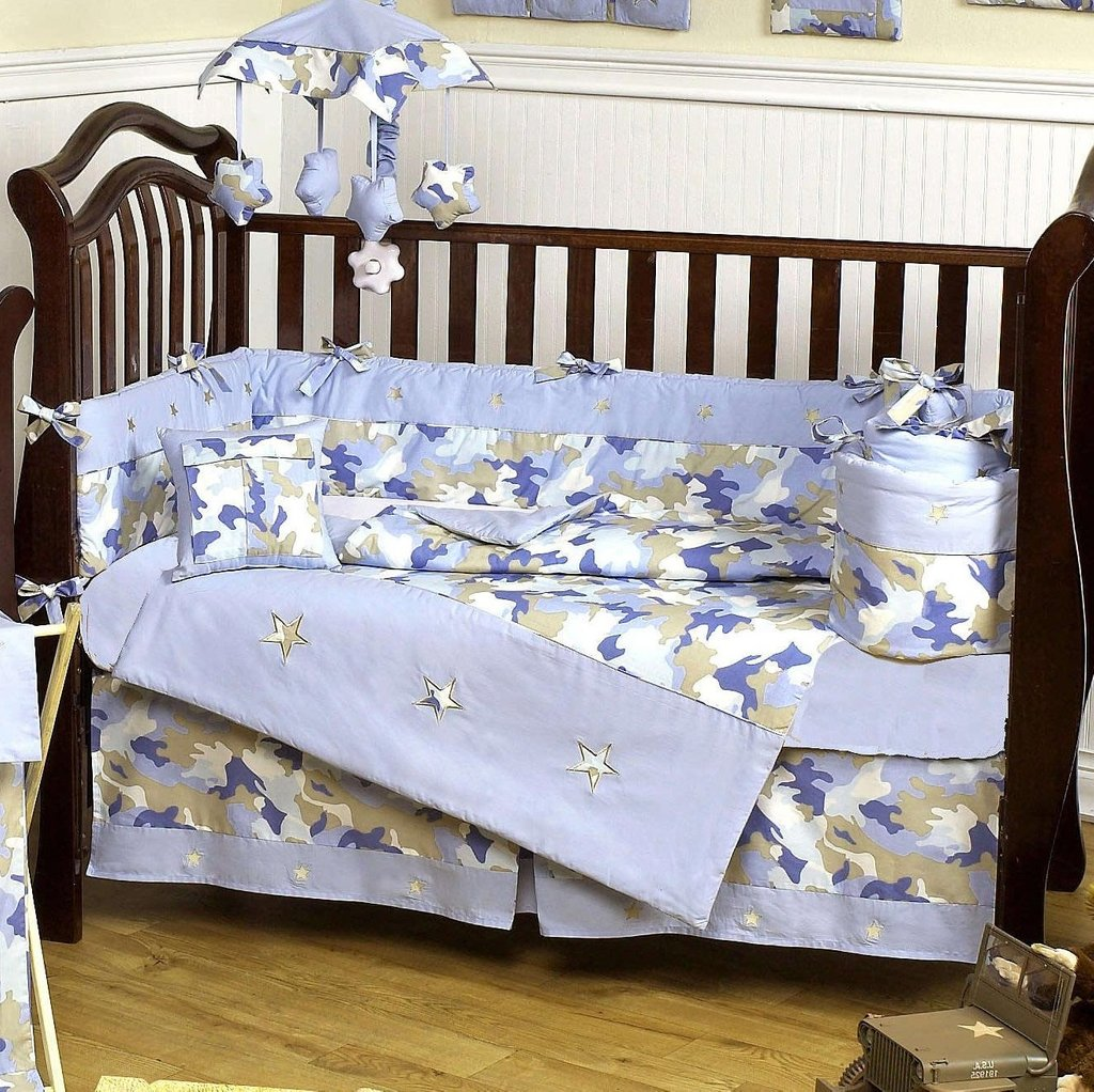 Image of: 89 Mossy Oak Crib Set Custom 4 Piece Mossy Oak What to Expect From Pink Camo Crib Bedding?