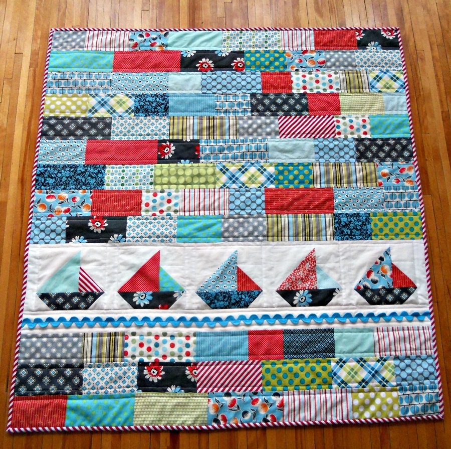 Baby Boy Quilt Ideas Style