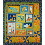 Baby Quilt Panels Ideas