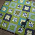 Baby Quilt Patterns Mouse Deer