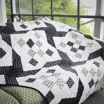 Black And White Quilt Patterns Ideas