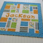 Cool Personalized Baby Quilts