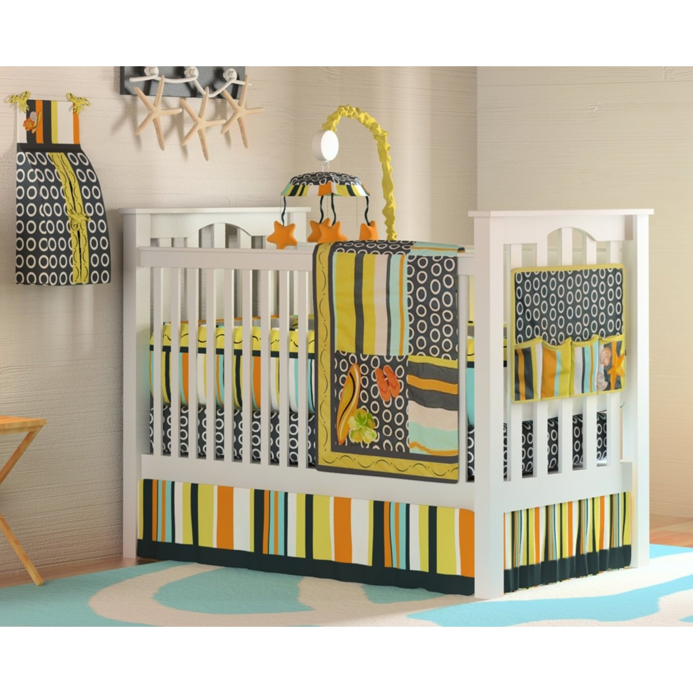 Crib Quilt Patterns Strip