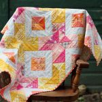 Cross Stitch Baby Quilts Sparkle