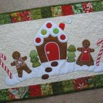 Cute Christmas Quilt Patterns