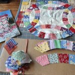 Double Wedding Ring Quilt Pattern Diy