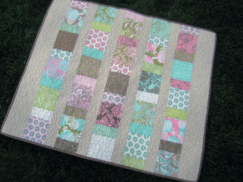 Easy Baby Quilt Patterns Spring