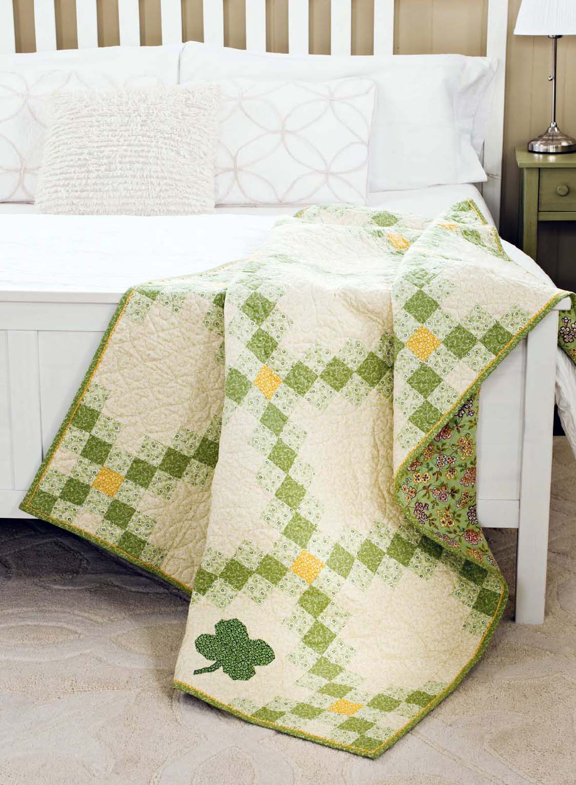 Green Baby Quilt Ideas