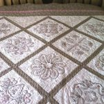 Monogrammed Embroidery Quilt Patterns