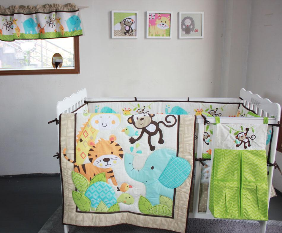 New Applique Baby Quilt
