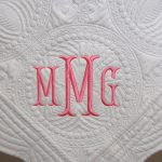 New Embroidered Baby Quilts