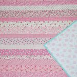 Pink Baby Quilt Easy