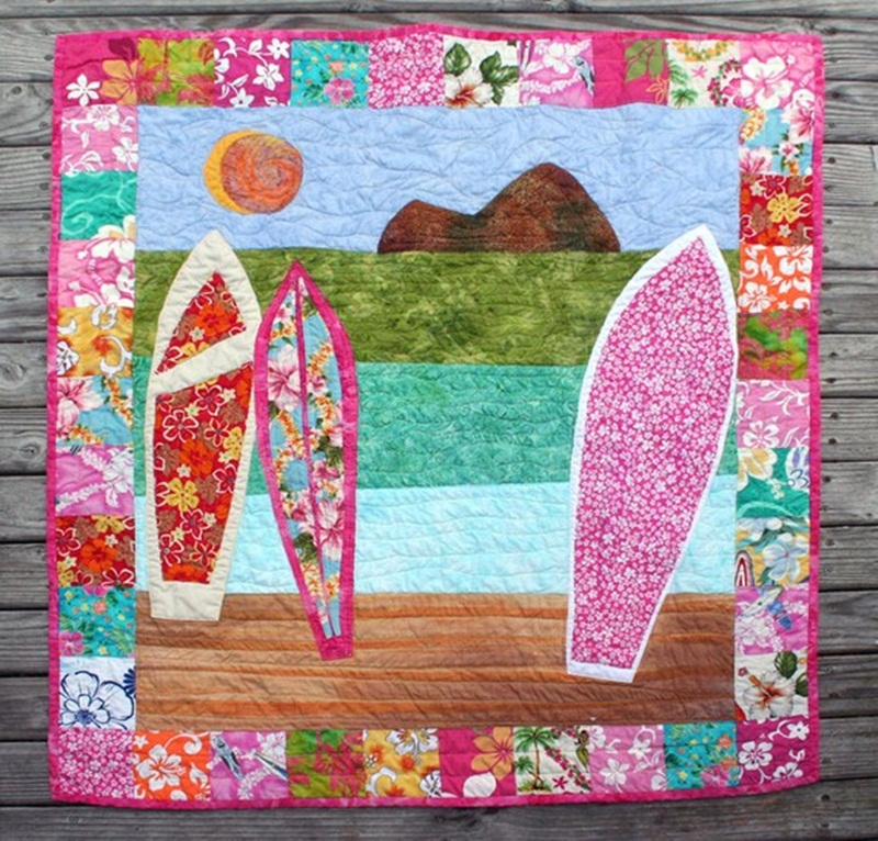 Pretty Hawaiian Quilt Patterns