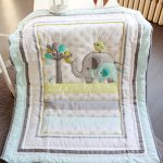 Quilted Baby Blanket Theme