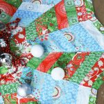 Quilted Tree Skirt Pattern Color