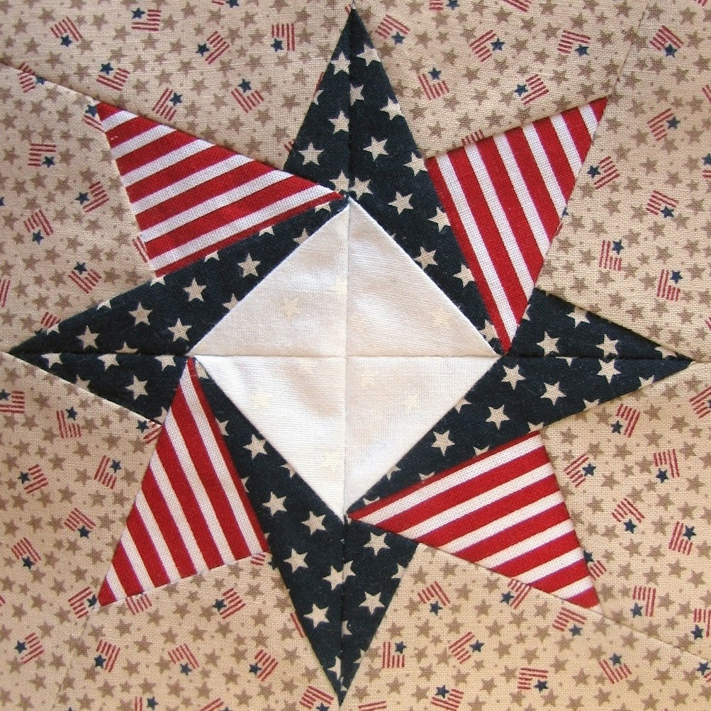 Sew Patriotic Quilt Patterns