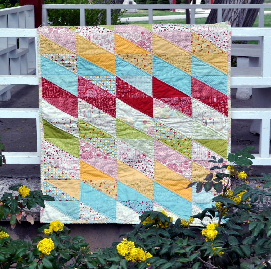 Simple Baby Quilt Patterns