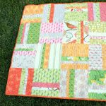 Simple Quilt Patterns for Boys