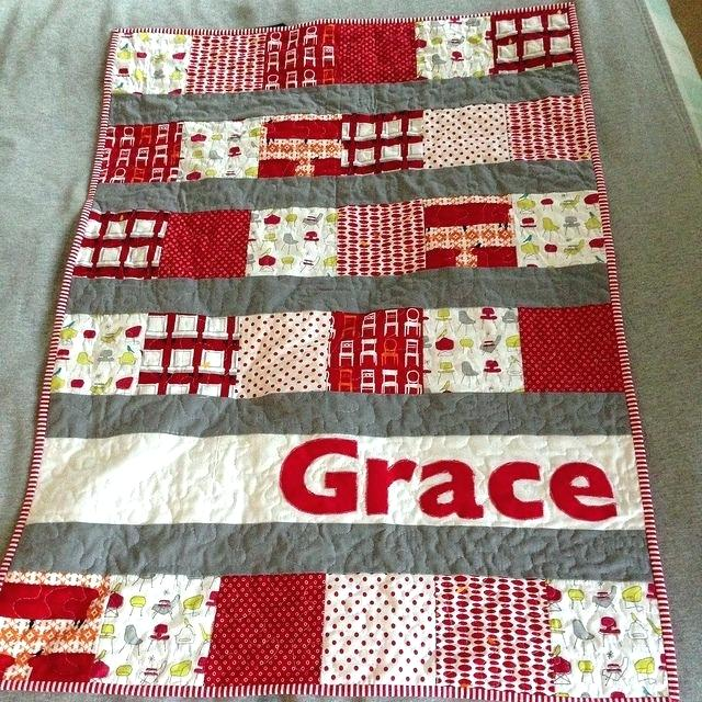 Vintage Baby Quilt Patterns For Beginners