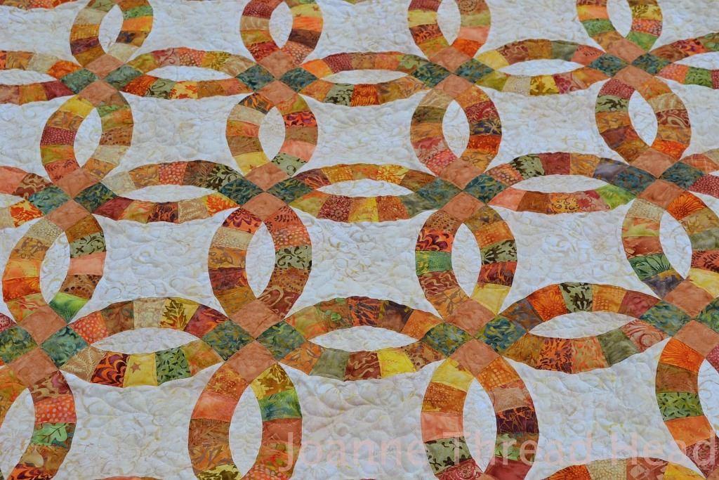 Wedding Ring Quilt Pattern Instructions