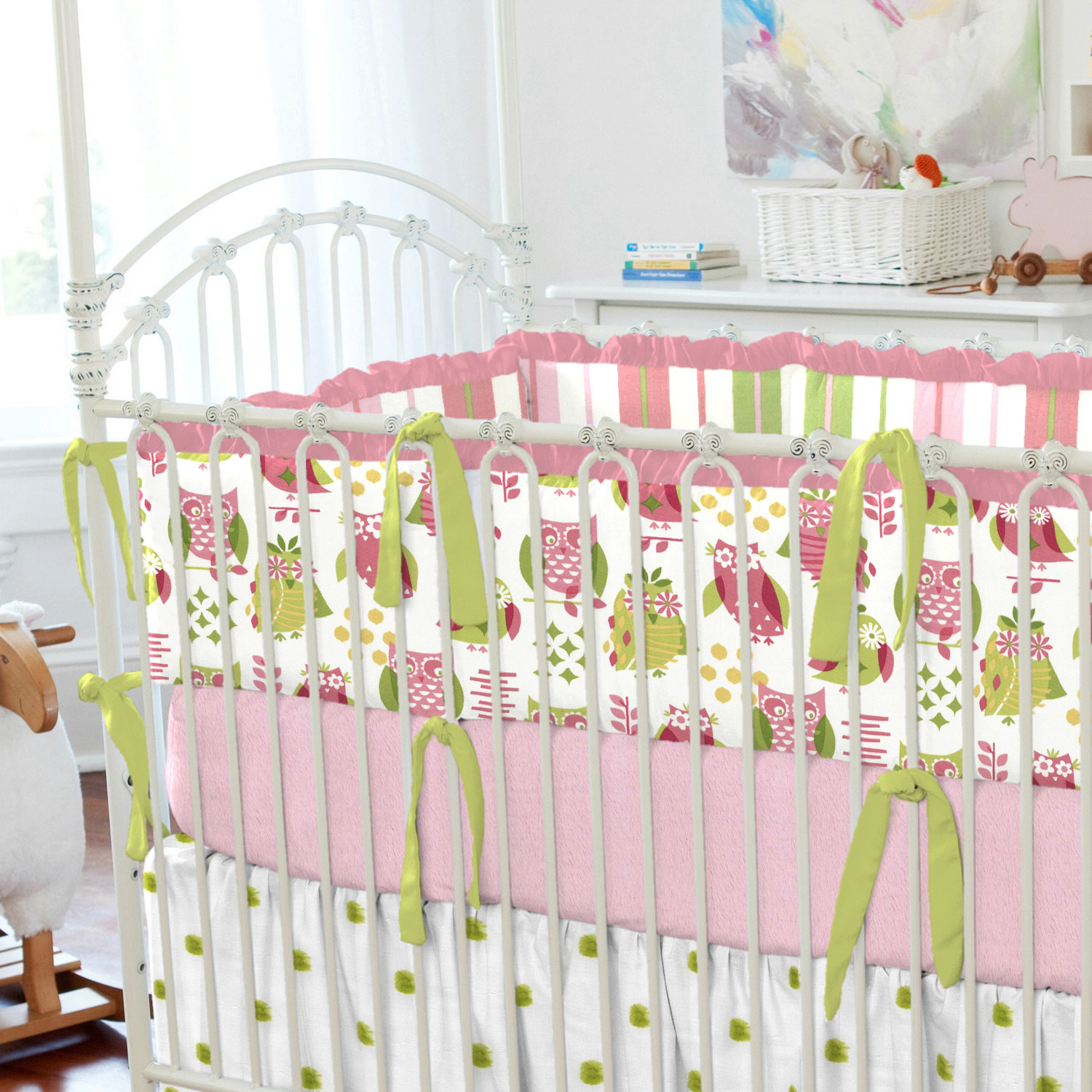 Image of: Baby Crib Sets Clearance