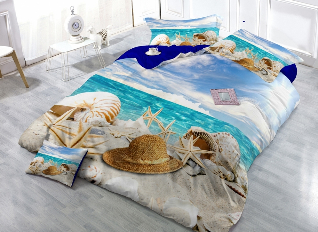 Image of: Beach Themed Quilts