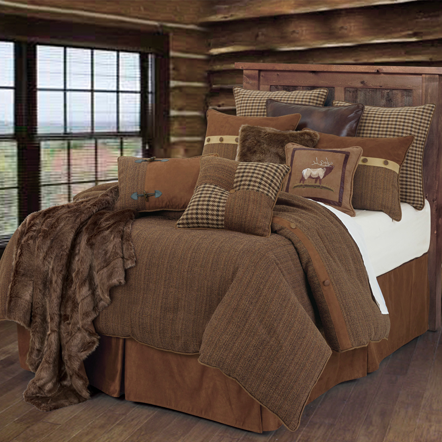 Image of: Cabin Bedding Clearance