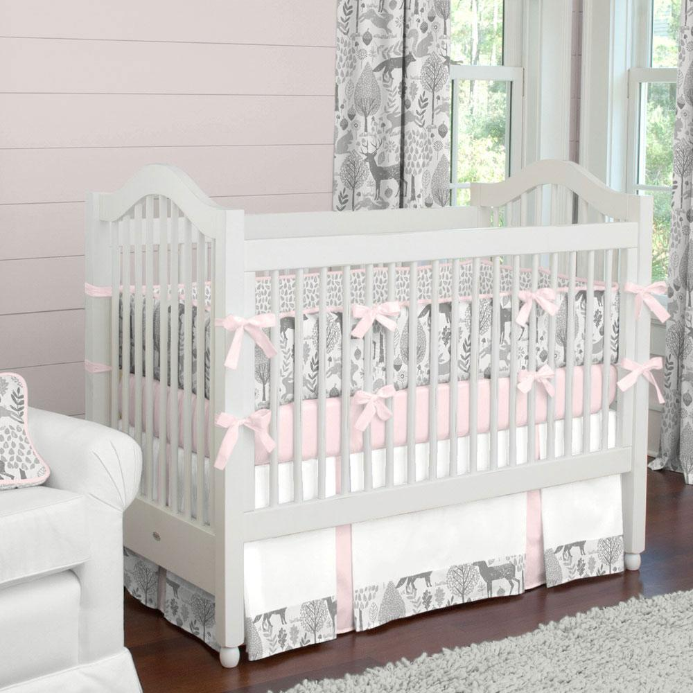 Image of: Cheap Neutral Crib Bedding Sets