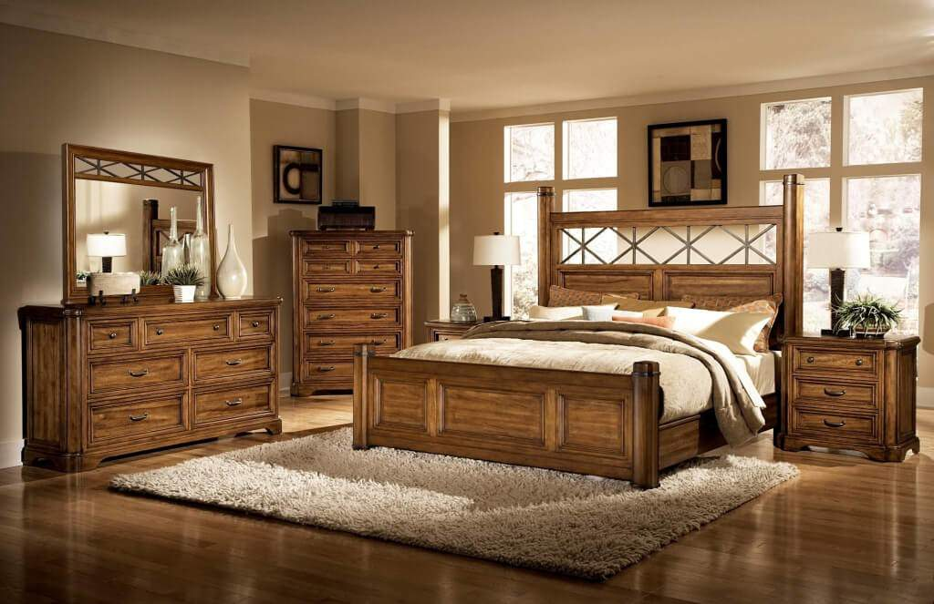 Image of: Cheap Queen Bedroom Sets With Mattress