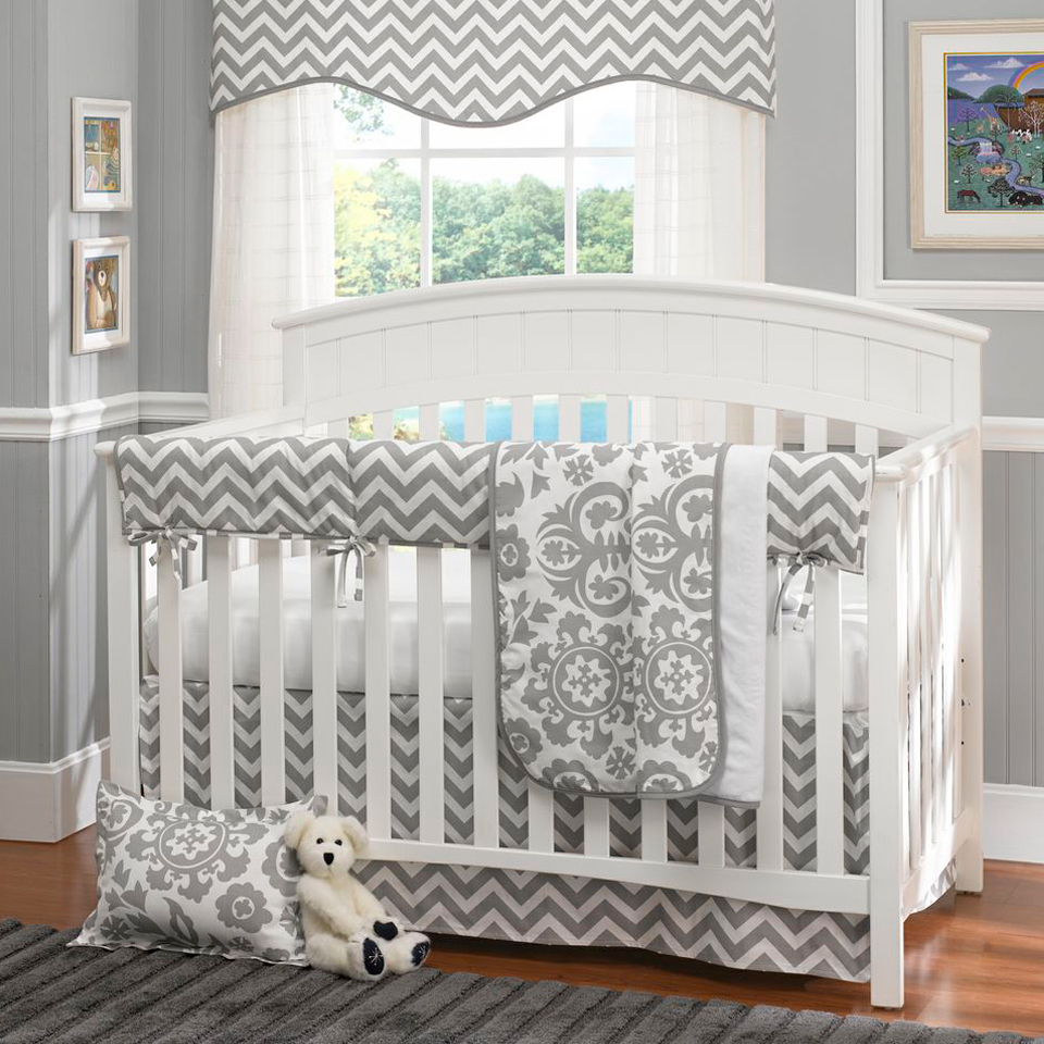 Image of: Clearance Crib Bedding