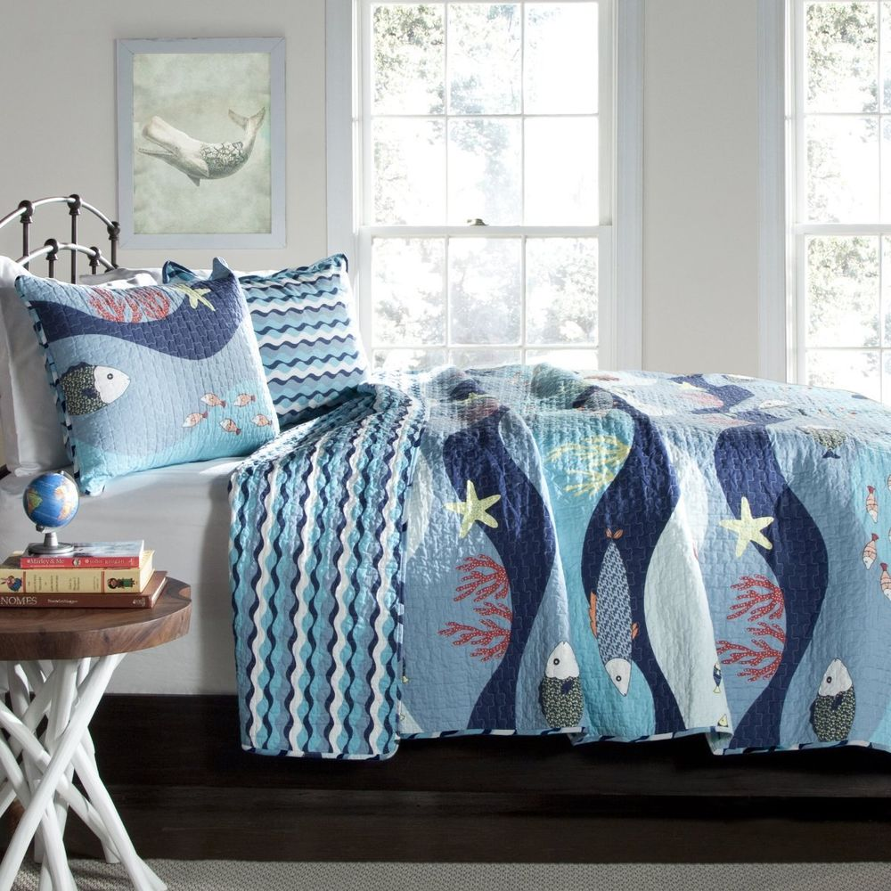 Image of: Duvet Cover Beach House Sheets