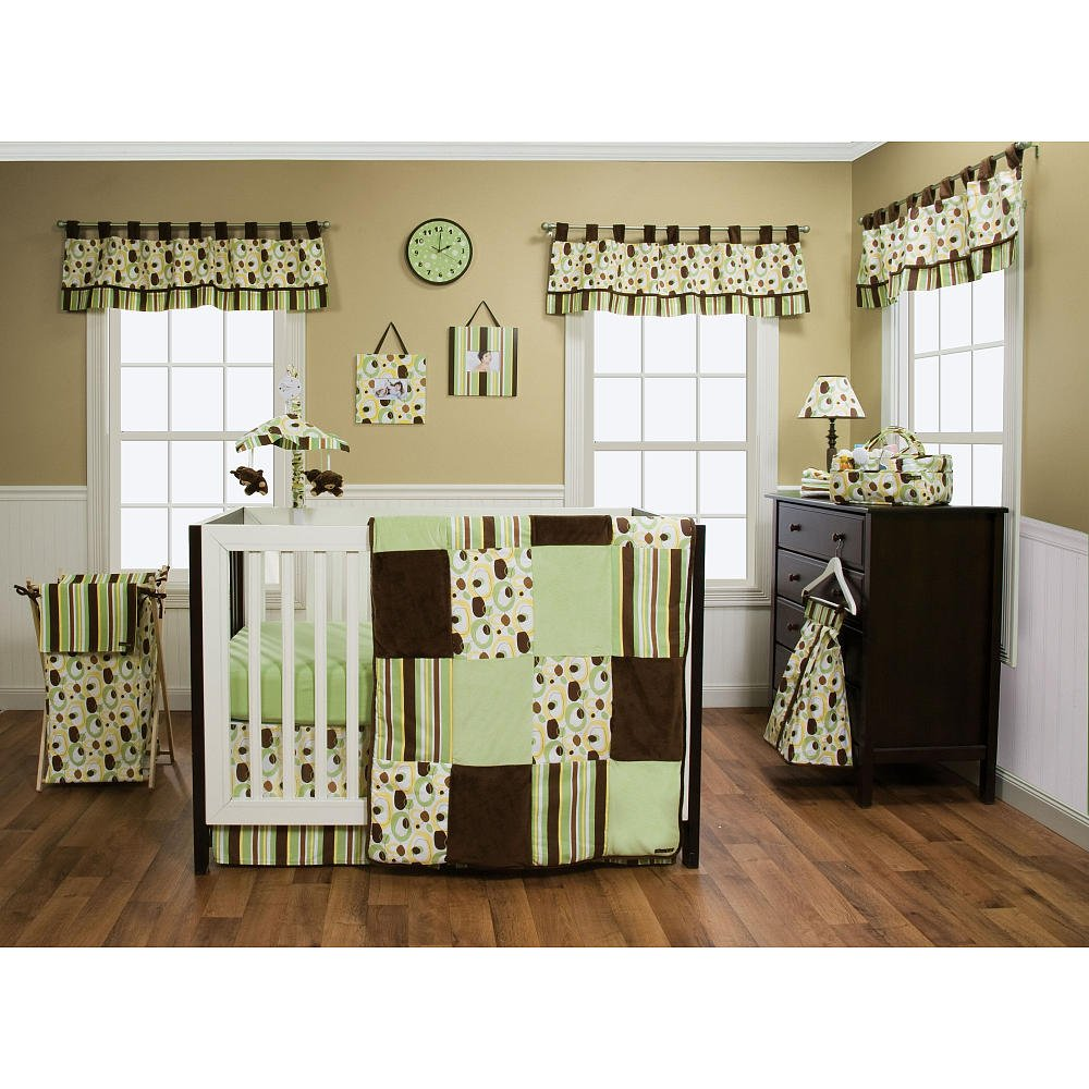 Image of: Finding Nemo Crib Bedding Baby Bedding Queen Black and White Crib Bedding Set
