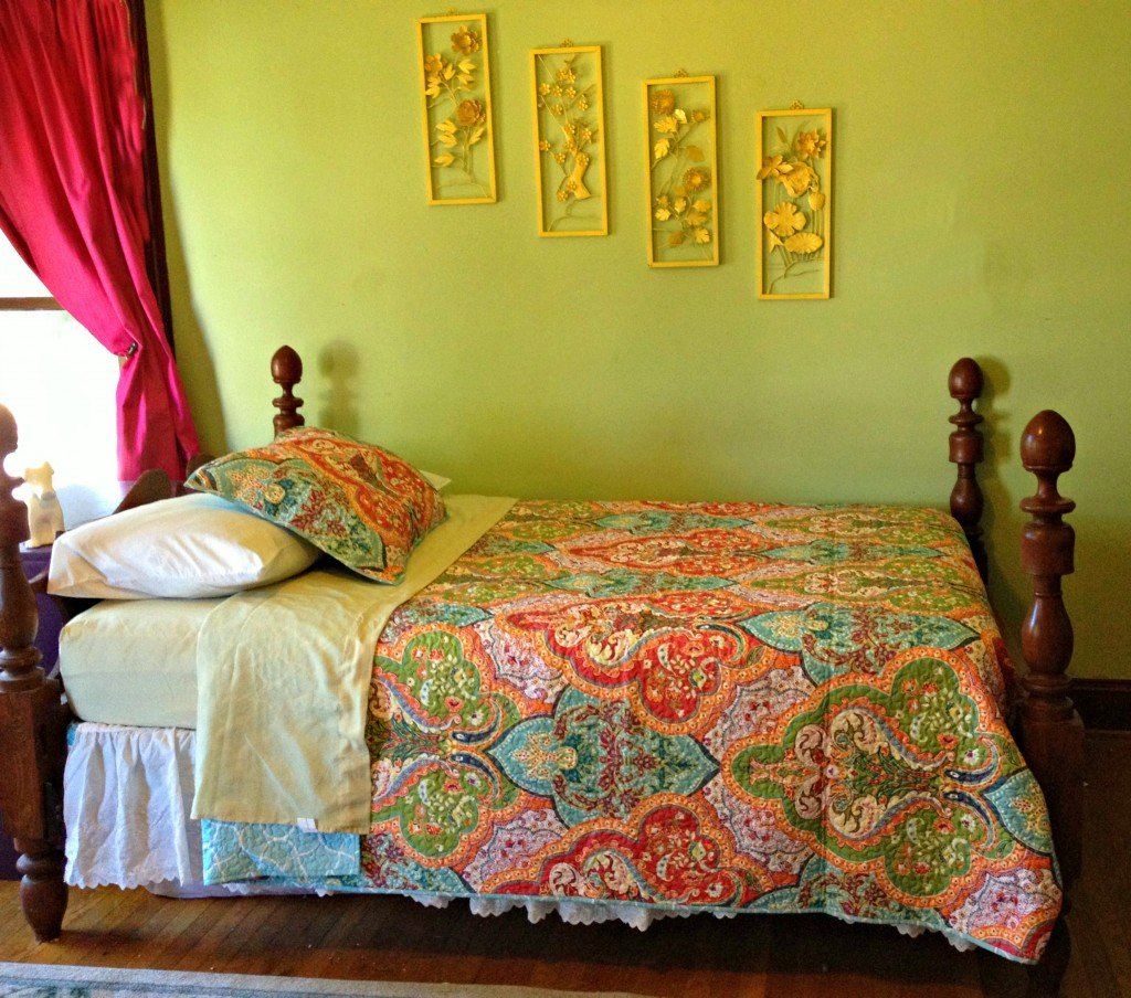 Image of: Gorgeou Home Garden Walmart Frugal Upstate 12 Better Homes and Gardens Bedding Collections
