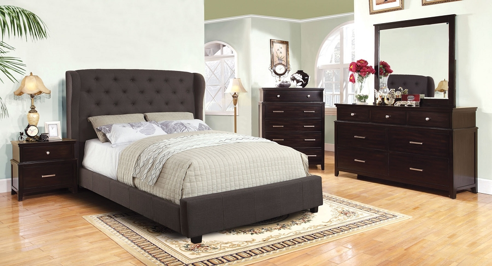 Image of: Queen Bed With Mattress Included