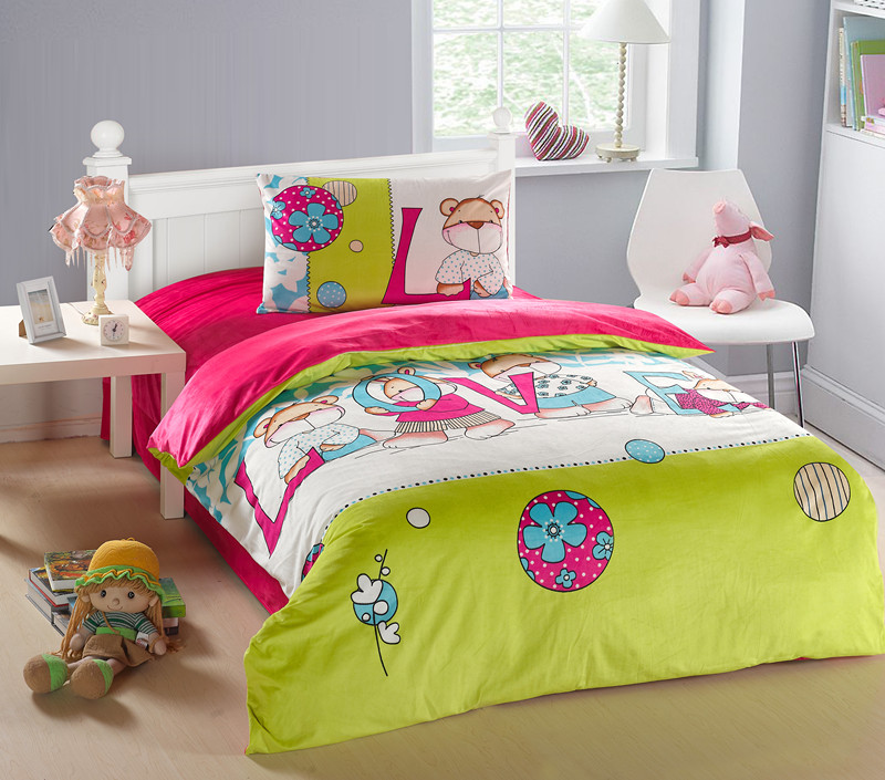 Image of: Rude Bedding Sets for Girls