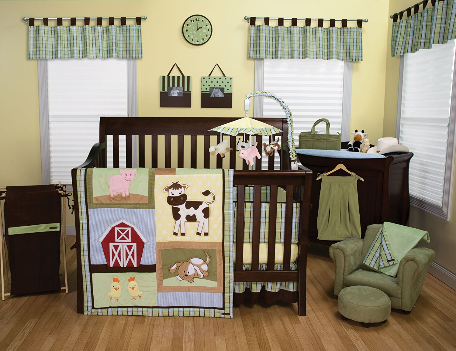 Image of: Affordable Baby Bedding Sets