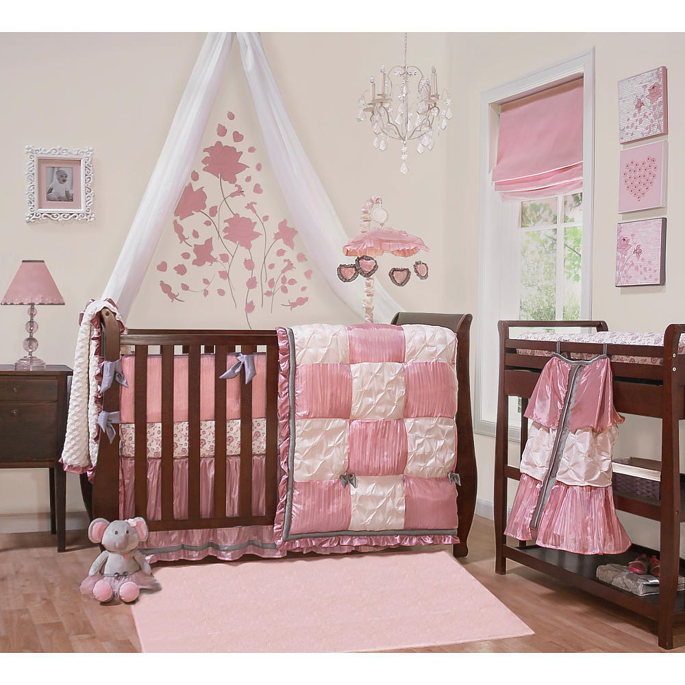 Image of: Budget Baby Bedding
